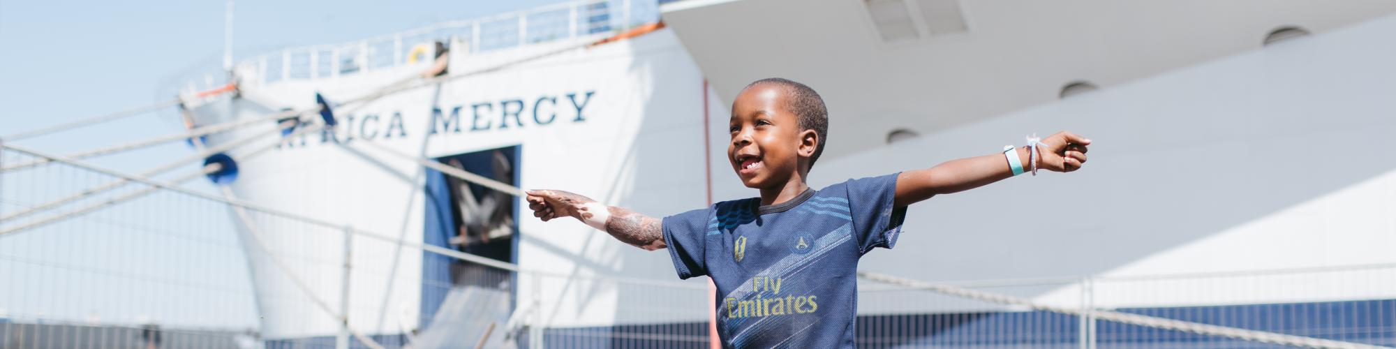 Mercy Ships Suisse