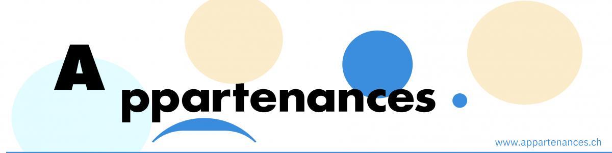 Association Appartenances cover