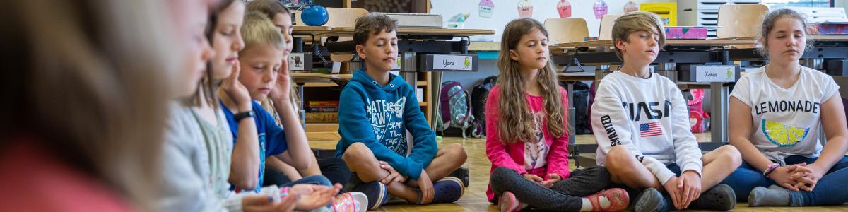 Achtsame Schulen Schweiz cover