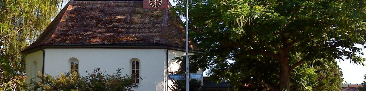 Kirchgemeinde Buchthalen cover