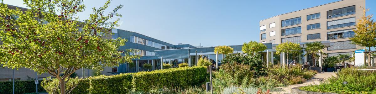Schönbühl - Kompetenzzentrum für Lebensqualität cover