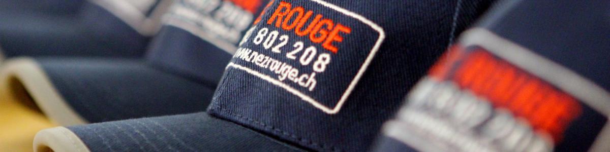 Nez Rouge Suisse - Nez Rouge Schweiz cover