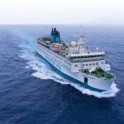 L'Africa Mercy, notre navire-hôpital