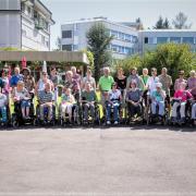 Guppenaufenthalt in Einsiedeln - Gäste und Freiwillige