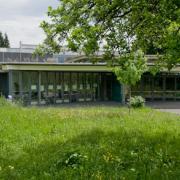 Aussenansicht HofAckerZentrum Schaffhausen