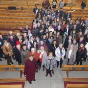 Freiwillige unserer Pfarrei
