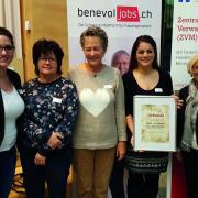 Prix benevol-Verleihung 2016