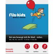 fliz kidz Kassenhelferin/Helfer gesucht  job image