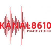 Kanal8610 logo image