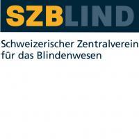 SZBLIND Beratungsstellen für hörsehbehinderte Menschen logo image