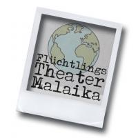 Flüchtlingstheater Malaika logo image
